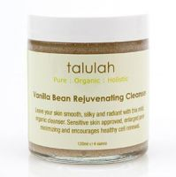 Talulah Vanilla Bean Rejuvenating Cleanser