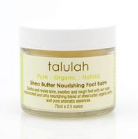 Talulah Shea Butter Nourishing Foot Balm