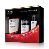 Olay Regenerist Skin Care Starter Trio Pack