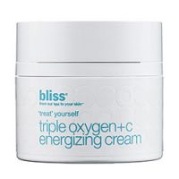 Bliss Triple Oxygen + C Energizing Cream