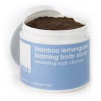 Lather Bamboo Lemongrass Foaming Body Scrub