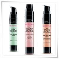 L'Oréal Paris Studio Secrets Professional Color Correcting Primers