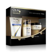 Olay Total Effects Skin Care Starter Trio Pack