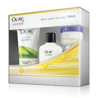 Olay Complete Skin Care Starter Trio Pack