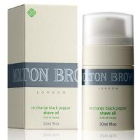 Molton Brown Re-Charge Black Pepper Shave Oil