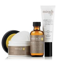 Philosophy Miracle Worker Miraculous Anti-Aging Antioxidant Pads and SPF 55 Miraculous Anti-Aging Fluid