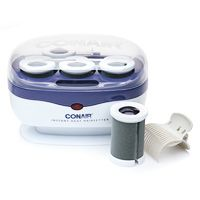 Conair Instant Heat Travel Hairsetter Jumbo-Sized Soft Velvety Rollers 1 1/2