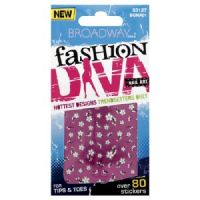 Broadway Nails Fasion Diva Nail Art