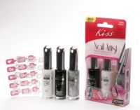 Nad's Kiss Nail Artist Paint & Stencil Kit