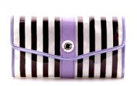 Henri Bendel Centennial Stripe Brush Roll Set