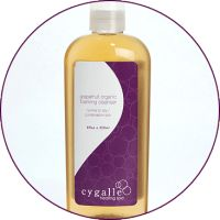 Cygalle Healing Spa Grapefruit Organic Foaming Cleanser