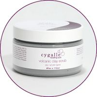 Cygalle Healing Spa Volcanic Clay Scrub