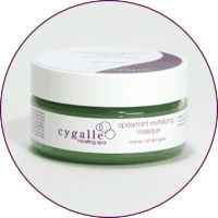 Cygalle Healing Spa Spearmint Revitalizing Masque