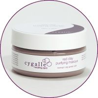 Cygalle Healing Spa Red Clay Purifying Masque