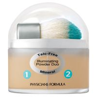 Physicians Formula Mineral Wear Talc-Free Mineral Illuminating Powder Duo SPF 16