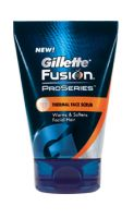Gillette Fusion ProSeries Thermal Facial Scrub