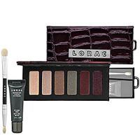 LORAC Private Affair Eye Shadow Palette with Eye Primer and Double Ended Brush