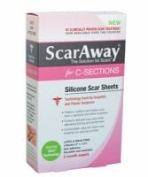 ScarAway Scar Away Silicone Scar Sheets for C-Section