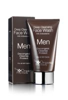 The Organic Pharmacy London The Organic Pharmacy Men Deep Cleansing Face Wash