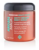 Argan Magic Zesty Orange Body Scrub