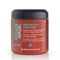 Argan Magic Restorative Hair Mask