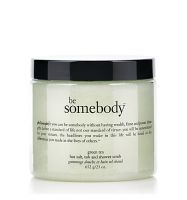 Philosophy Be Somebody Green Tea Hot Salt Tub and Shower Scrub