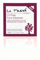 La Fresh Eco-Beauty Oil-Free Face Cleanser Scented Wipes