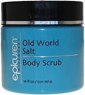 Epicuren Old World Salt Scrub