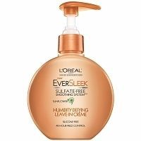 L'Oréal Paris EverSleek Sulfate-Free Smoothing System Humidity Defying Leave-In Crème
