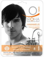 Iroha Nature Revitalizing and Moisturizing Mask
