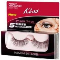 Kiss EverEZ Premium Eyelashes with Application Strings