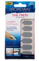Broadway Nails Nail Dress Stick-On Wraps