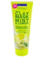 Freeman Feeling Beautiful Mint & Lemon Facial Clay Mask