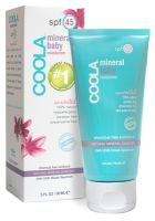 Coola Mineral Baby SPF 45 Unscented Sunblock