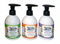 Vermont Soap Organics Moisturizing Shower Gels