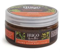 Hugo Naturals Brown Sugar & Kumquat Body Polish