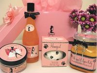 Honeycat Cosmetics Sex and the Kitty Gift Set