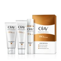 Olay Pro-X Clear Acne Protocol