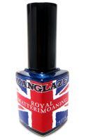 ManGlaze Royal Matterimoaning ManGlaze SAPPHIRE BLUE NAIL POLISH