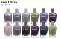 Zoya Smoke And Mirrors Fall 2011 Nail Polish Collection