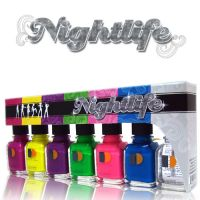 LeChat Nail Care Nightlife Neon Collection