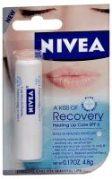 Nivea Kiss of Recovery Healing Lip Care SPF 6