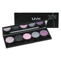 NYX Cosmetics NYX 5-Color Eye Shadow Palette