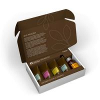 Pangea Organics Skincare Discovery Kit For Oily To Blemish-Prone Skin