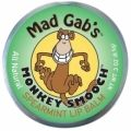Mad Gabs Monkey Smooch Spearmint Tin