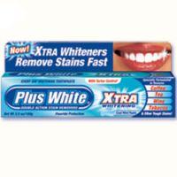 Plus White Xtra Whitening Toothpaste