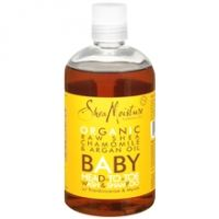 Shea Moisture Organic Raw Shea Chamomile & Argan Oil Baby Head-to-Toe Wash & Shampoo