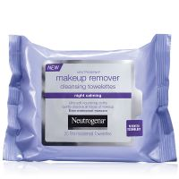 Neutrogena Makeup Remover Cleansing Towelettes Night Calming