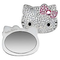 Hello Kitty Bling Mirror