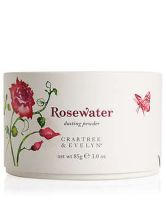 Crabtree & Evelyn Rosewater Dusting Powder